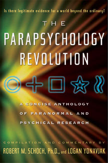 Front cover of The Parapsychology REvolution